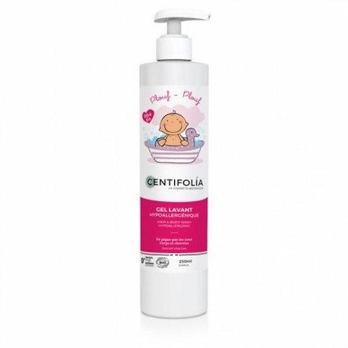 CENTIFOLIA - Gel lavant corps et cheveux BEBE - 250ml