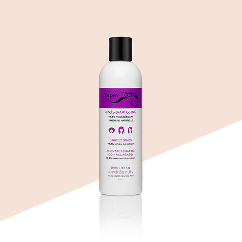 NAPPY QUEEN - Après-Shampooing - 250ml