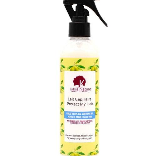 KALIA NATURE - Lait Capillaire Protect My Hair - sans Huile de Coco - 250ml