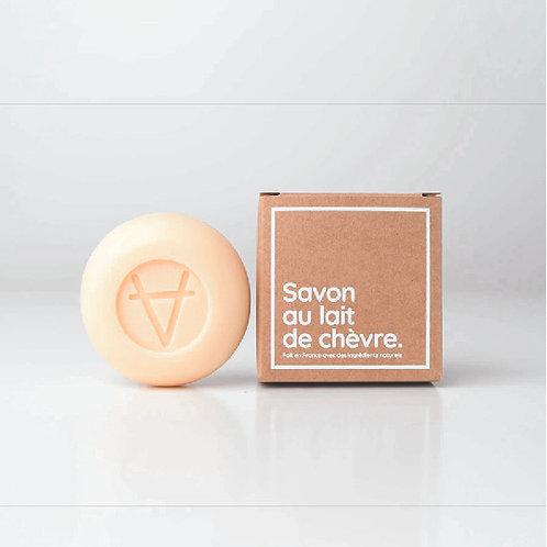 SOIN AMALTHEE - Savon Lait de chèvre Rose - 100 gr