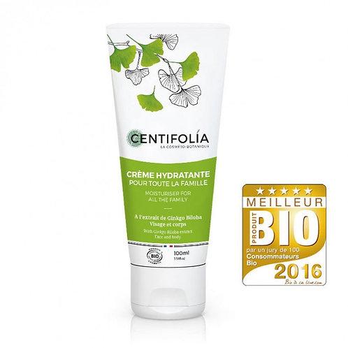 CENTIFOLIA - Crème Hydratante - Toute la Famille - 100ml
