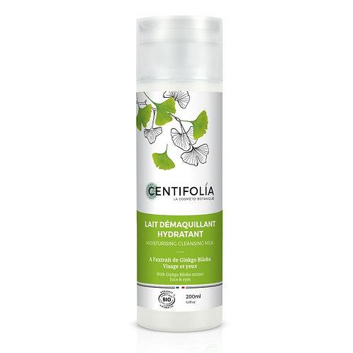 CENTIFOLIA - Lait démaquillant hydratant - 200ml
