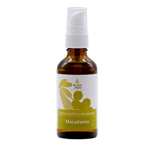 DE SAINT HILAIRE - Huile de Macadamia BIO - 50ml