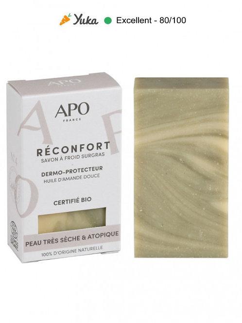 APO - RECONFORT - Peau Très sèche et Atopique - SAVON A FROID SURGRAS - 100gr