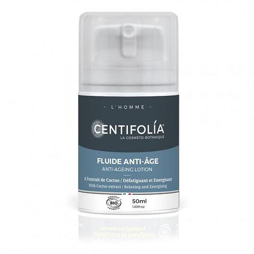 CENTIFOLIA - Fluide anti-âge Homme - 50ml