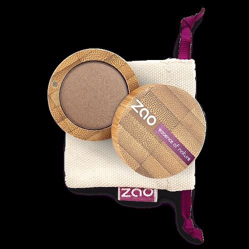 ZAO MAKEUP  - Ombre à paupières nacrée 106 Bronze - 3gr