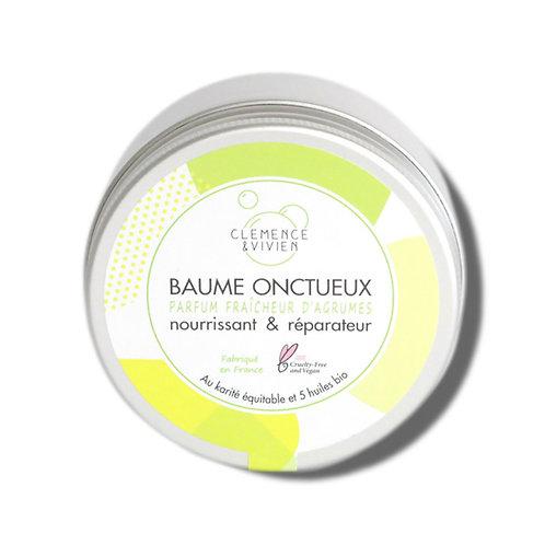 CLEMENCE & VIVIEN - Baume Onctueux Parfum Fraîcheur d'Agrumes - 50ml