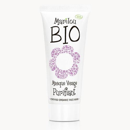 MARILOU BIO - Masque Visage Purifiant - 75ml