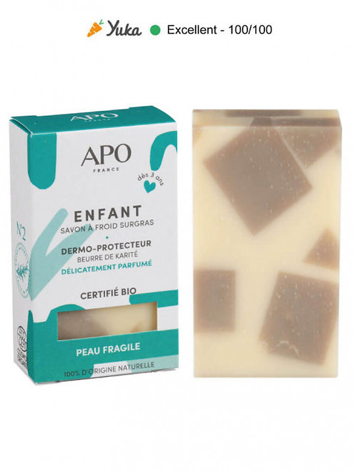 APO - ENFANT - SAVON A FROID SURGRAS - 100gr