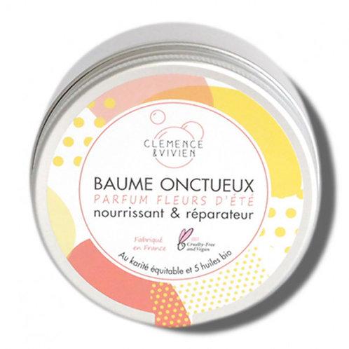 CLEMENCE & VIVIEN - Baume Onctueux Parfum Fleurs d'été - 50ml
