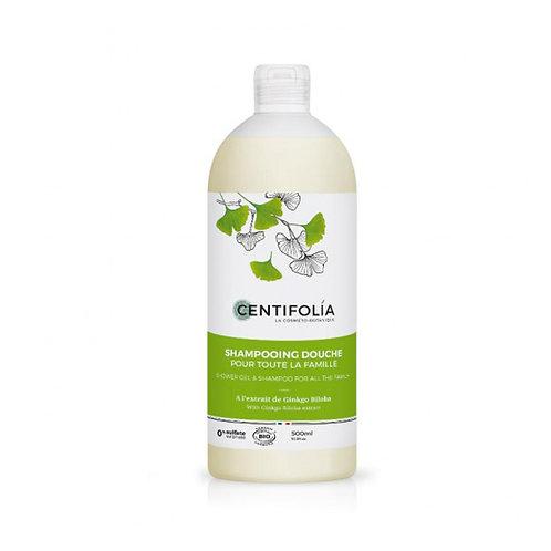 CENTIFOLIA - Shampoing Douche pour toute la Famille - 500ml
