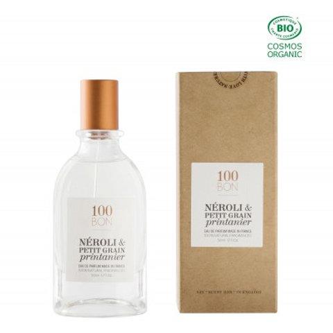 100BON - NÉROLI & PETIT GRAIN PRINTANIER - COLOGNE - 50ml