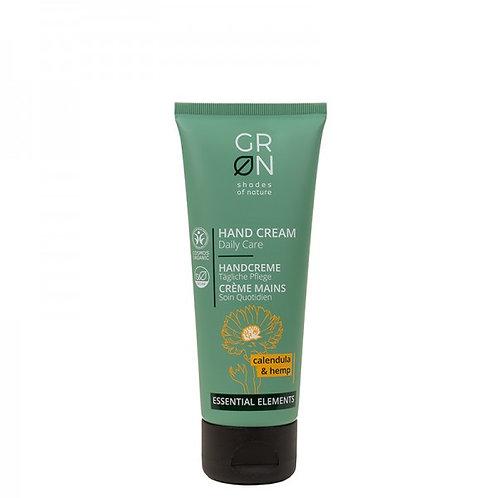 GRN  Shades of Nature - Crème Mains - Calendula & Chanvre - 75ml