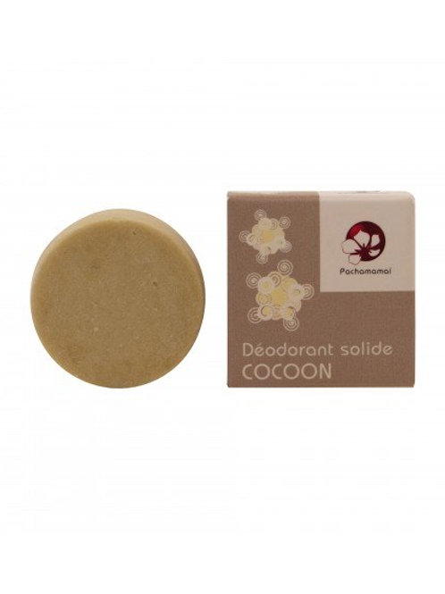 PACHAMAMAÏ - Recharge Déodorant Solide COCOON - 25gr