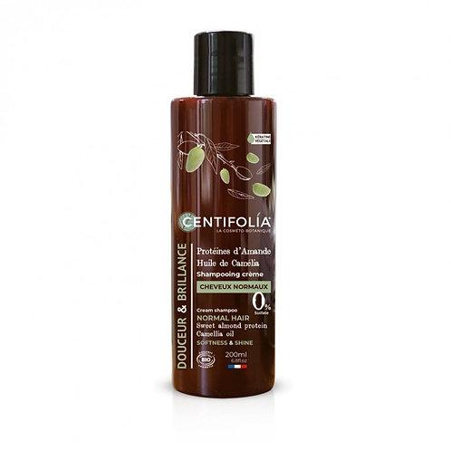 CENTIFOLIA -Shampoing Crème Cheveux Normaux - 200ml
