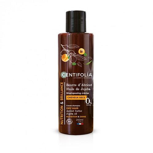 CENTIFOLIA -Shampoing Crème Cheveux Secs- 200ml
