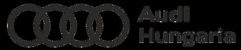 audi hungaria logo