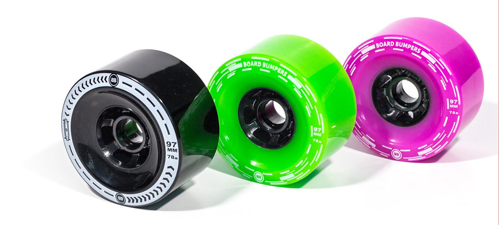WHEEL SET - BB SUPER GRIP 97mm