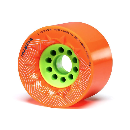 WHEEL SET - ORANGATANG CAGUAMA 85mm