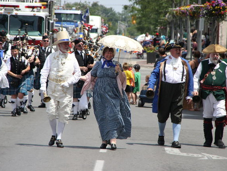 Parade caps off to a successful Welland Rose Festival