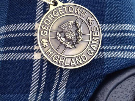 Georgetown ~ Bringing Home the Bling