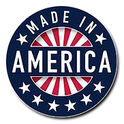 Made in America Logo - White Border - Dr