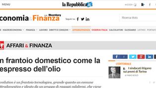 FRESCO by REVOILUTION su Repubblica Affari&Finanza