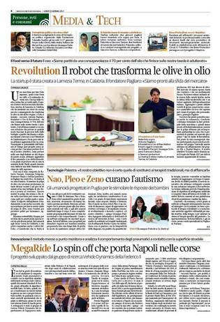 On Corriere Innovazione