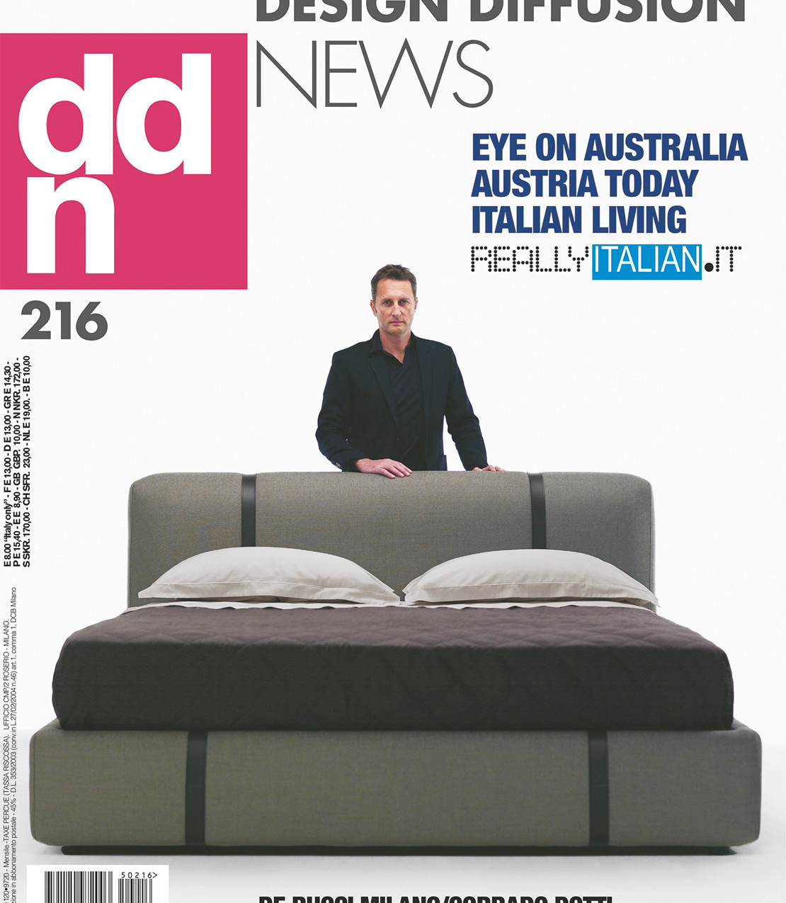 DDN cover n 216