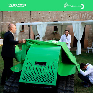 Ecco DOOD!! Il rivoluzionario robot per l'agricoltura