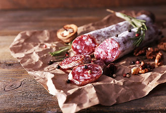 Farm in the city - cured meats