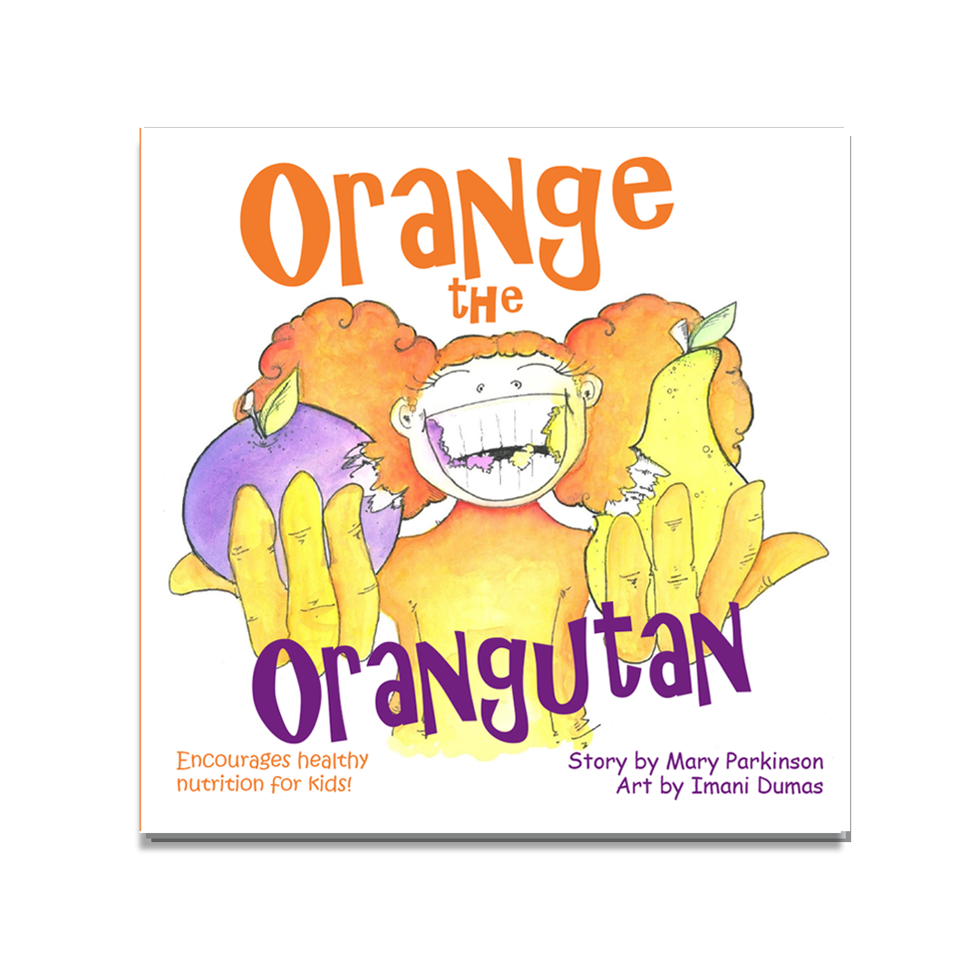 Orange the Orangutan | Healthy Planet Press