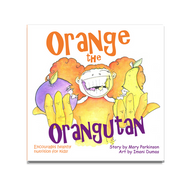Orange the Orangutan | Healthy Planet Press