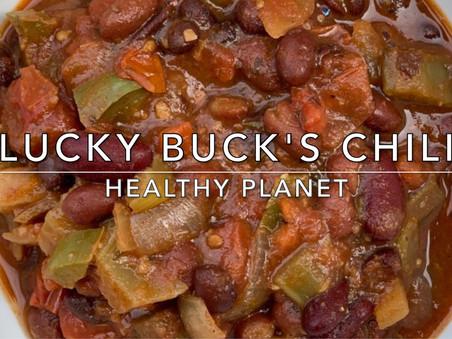 Lucky Buck Vegan Chili