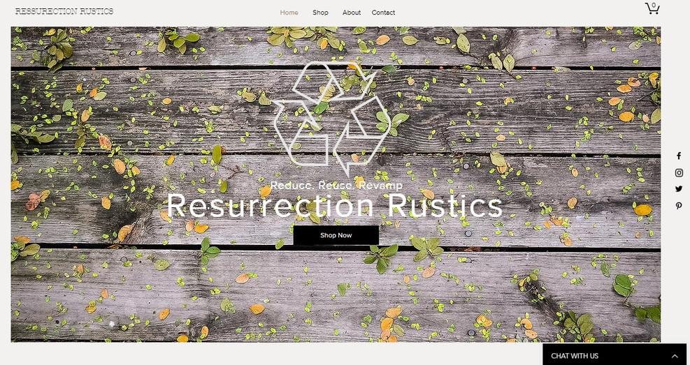 Resurrection Rustics