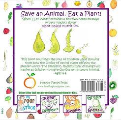 When I Eat Plants | Healthy Planet Children's Books