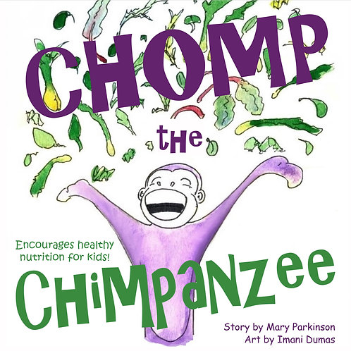Chomp the Chimpanzee