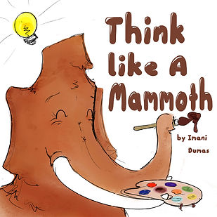 Think like a mammoth, Imani Dumas