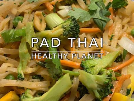 Savory Vegan Pad Thai