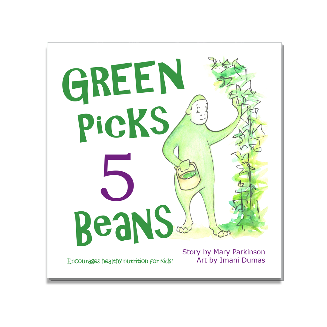 Green Picks 5 Beans | Healthy Planet Press