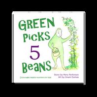 Green Picks 5 Beans   Healthy Planet Press
