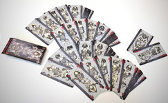 Yummie Playing Cards