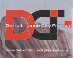 Detroit City Dance Festival