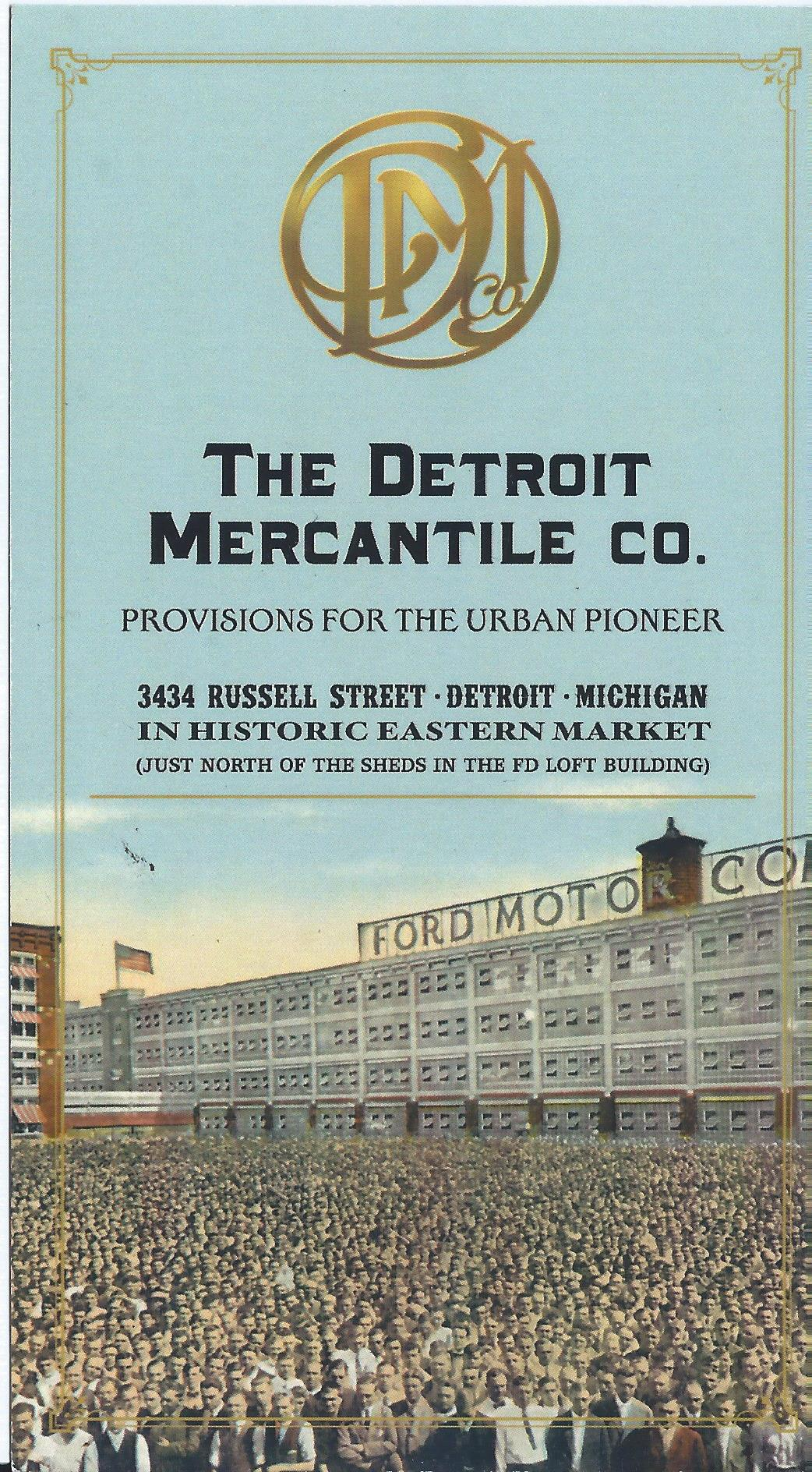 The Detroit Mercantile Co