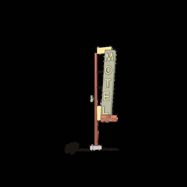 Motel Sign 1