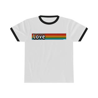 Unisex Rainbow Shirt   Combined by Imani Dumas