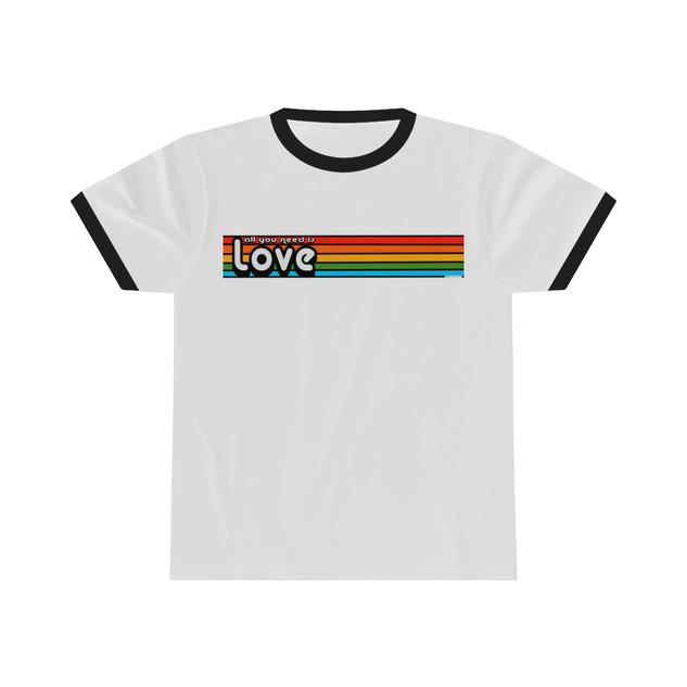 Unisex Rainbow Shirt | Combined by Imani Dumas