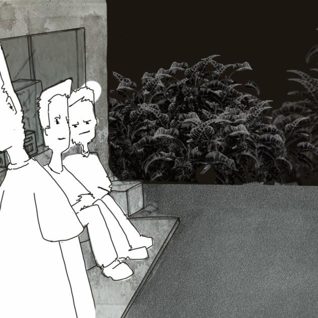 Imani Dumas | Wasteland Cartoon Animatic