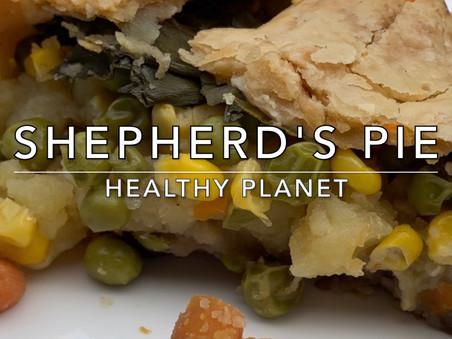 The Vegan Shepherd's Pie