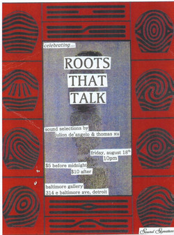 Roots That Talk